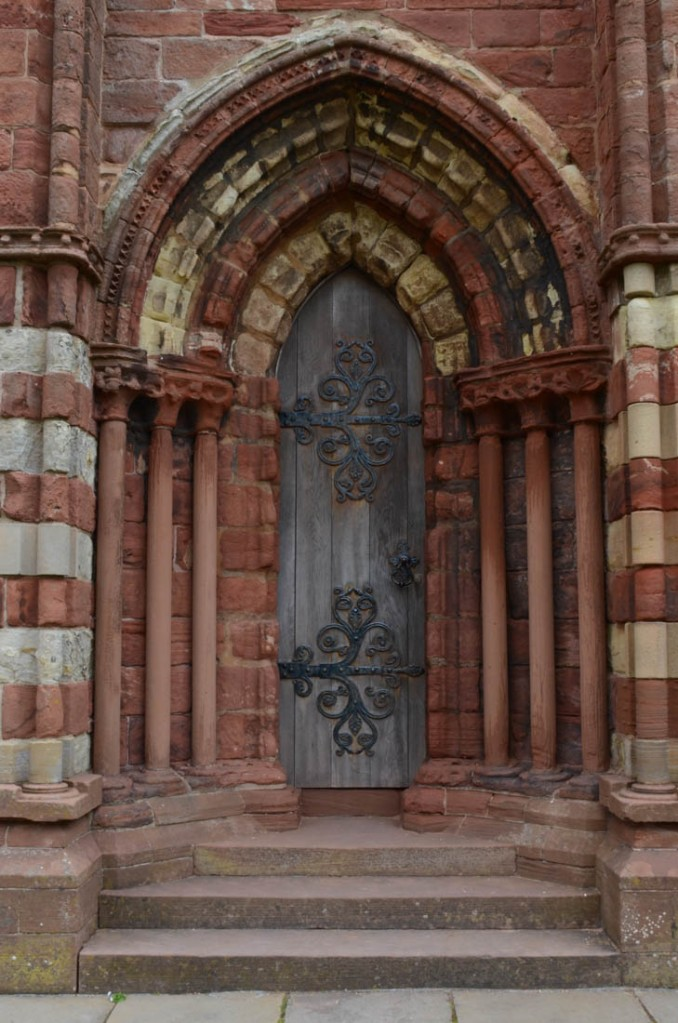 St. Magnus Cathedral (Kirkwall, Orkney) Construction begun 1137 AD