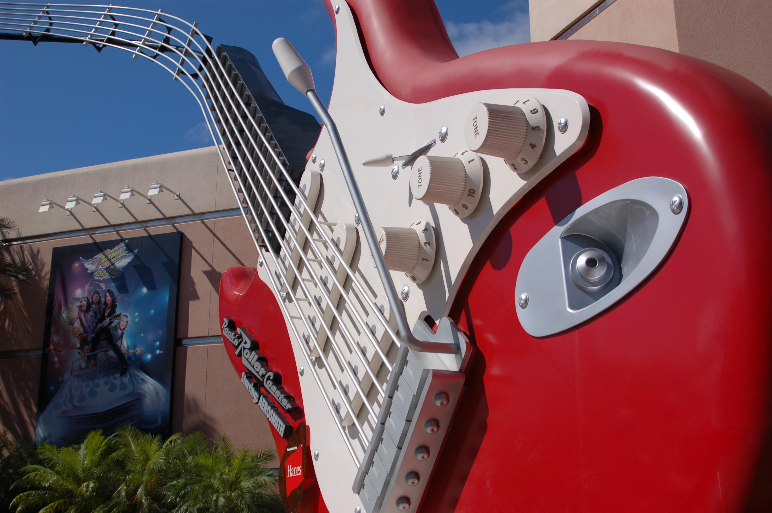 Rockin' Roller Coaster, Disney's Hollywood Studios