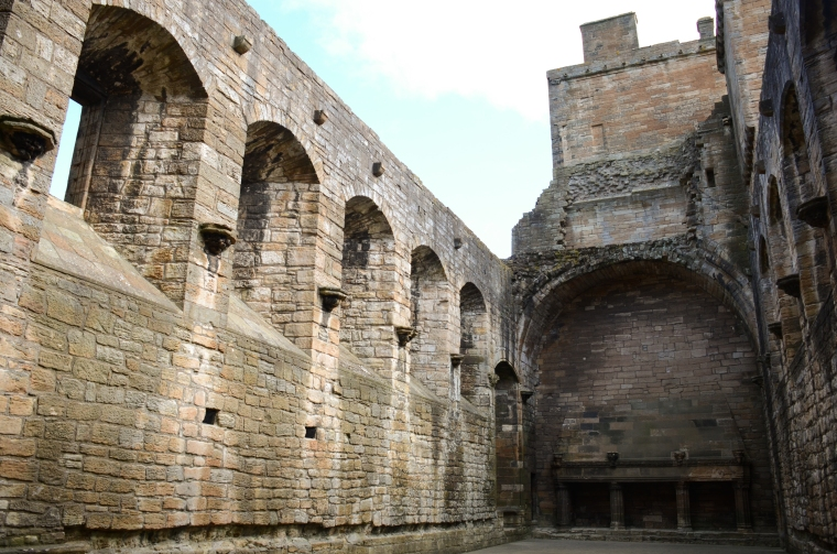 Great Hall, Linlithgow Palace